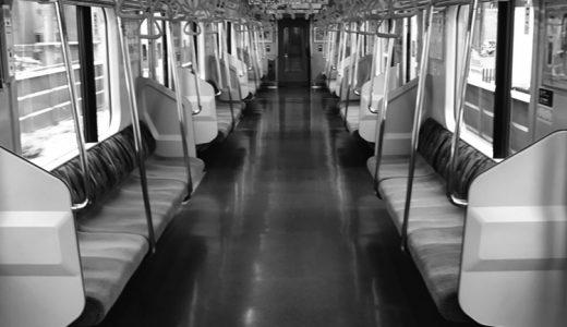通勤ラッシュ時の満員電車を避けて全員11時出社